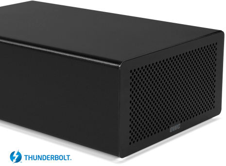 Mercury Helios II PCIe Thunderbolt Expansion Chassis